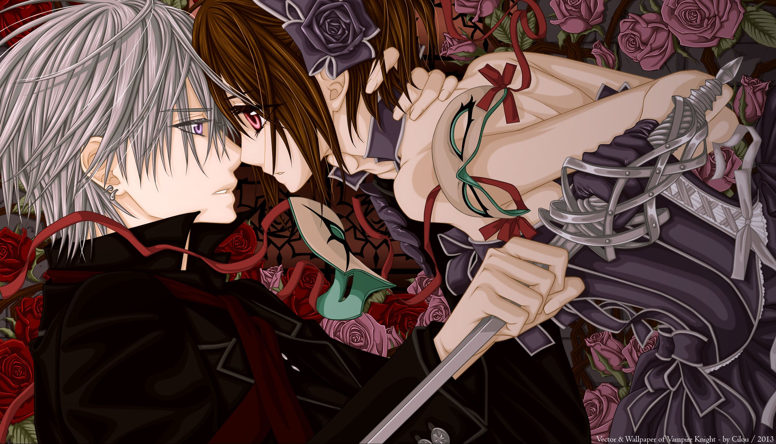 FANFICTION STORIES - Vampire Knight Fanfiction